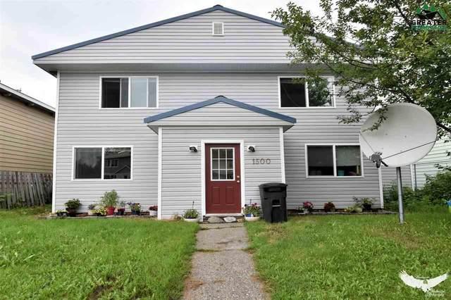 1500 Lathrop Street, Fairbanks, AK 99701 (MLS #144710) :: RE/MAX Associates of Fairbanks