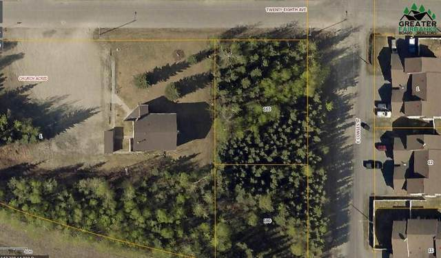 NHN Cowles Street, Fairbanks, AK 99701 (MLS #144731) :: RE/MAX Associates of Fairbanks