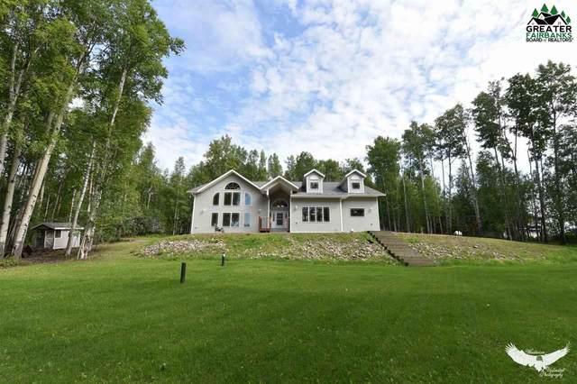 540 Mountvista Drive, Fairbanks, AK 99712 (MLS #144742) :: RE/MAX Associates of Fairbanks