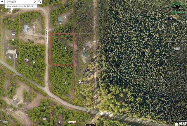 nhn Spring Glade Road, Fairbanks, AK 99709 (MLS #144746) :: RE/MAX Associates of Fairbanks