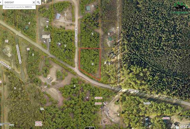 nhn Spring Glade Road, Fairbanks, AK 99709 (MLS #144748) :: Powered By Lymburner Realty
