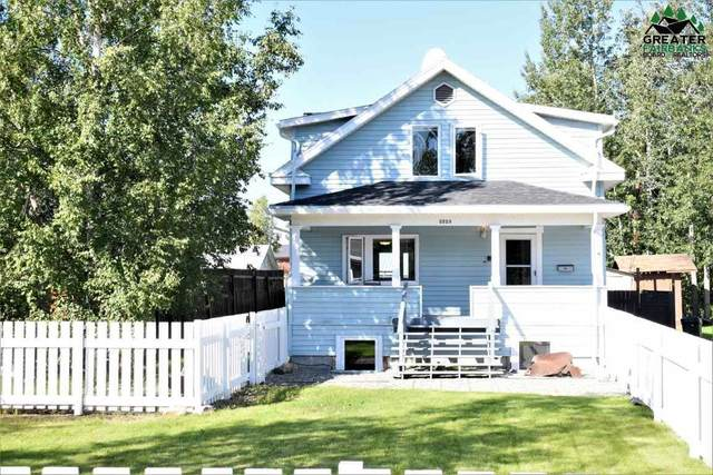2228 Mercier Street, Fairbanks, AK 99701 (MLS #144780) :: RE/MAX Associates of Fairbanks