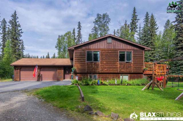 523 N Evolyn Drive, North Pole, AK 99705 (MLS #144784) :: Powered By Lymburner Realty