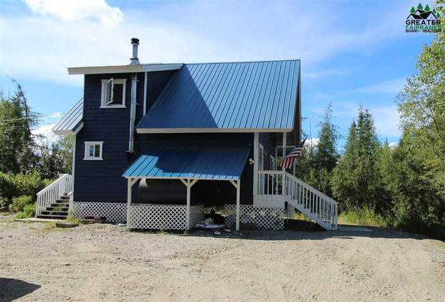 2837 Horseshoe Way, North Pole, AK 99705 (MLS #144796) :: Powered By Lymburner Realty