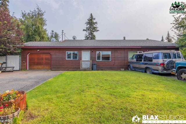 275 Cindy Drive, Fairbanks, AK 99701 (MLS #144800) :: Powered By Lymburner Realty