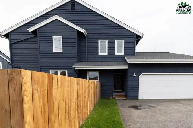 1305 28TH AVENUE, Fairbanks, AK 99701 (MLS #144805) :: Powered By Lymburner Realty