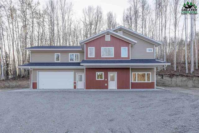 3745 Horus Ct, North Pole, AK 99705 (MLS #144808) :: Powered By Lymburner Realty