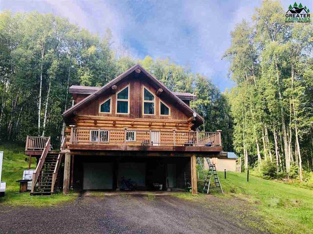 1375 Whistling Swan, Fairbanks, AK 99712 (MLS #144810) :: Powered By Lymburner Realty