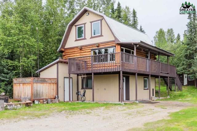1966 Gilmore Trail, Fairbanks, AK 99712 (MLS #144811) :: Powered By Lymburner Realty