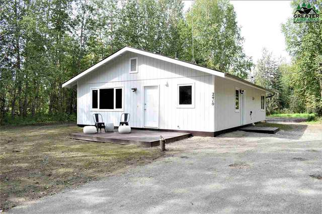 2410 Poppy Drive, North Pole, AK 99705 (MLS #144822) :: Powered By Lymburner Realty