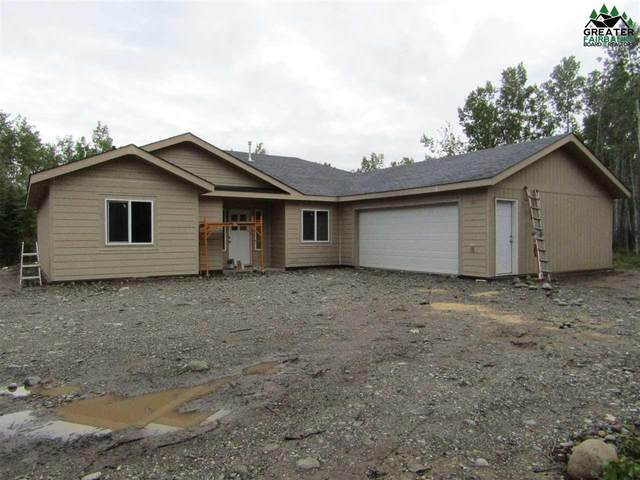 4260 E Poquette Street, Delta Junction, AK 99737 (MLS #144829) :: Powered By Lymburner Realty