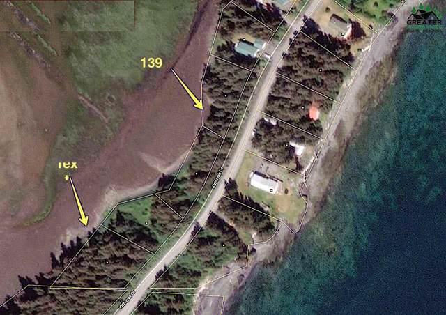 139 Kizhuyak Drive, Port Lions, AK 99550 (MLS #144907) :: Powered By Lymburner Realty