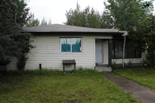 758 17TH AVENUE, Fairbanks, AK 99701 (MLS #144946) :: RE/MAX Associates of Fairbanks