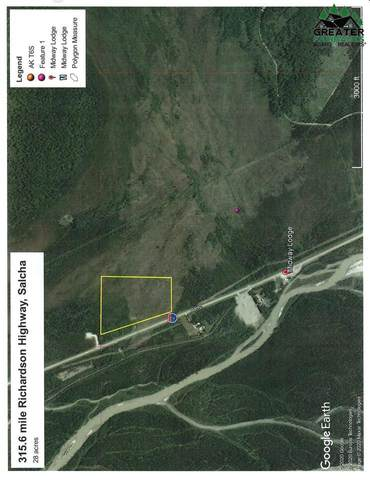 315.6 mile Richardson Highway, Salcha, AK 99714 (MLS #145038) :: RE/MAX Associates of Fairbanks