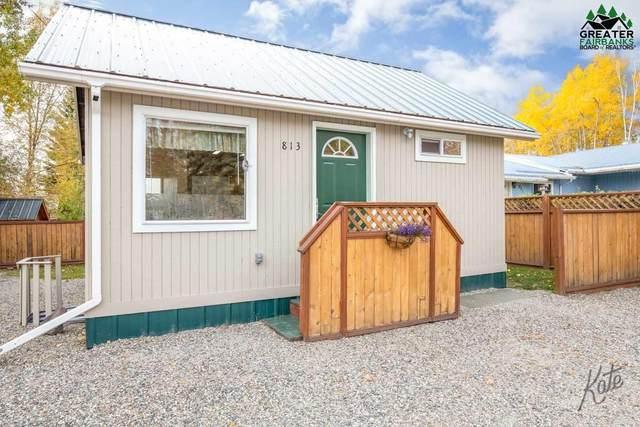 813 23RD AVENUE, Fairbanks, AK 99701 (MLS #145070) :: Powered By Lymburner Realty