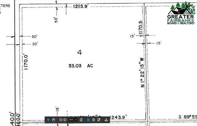 Tract 4 Asls 79-30, Nenana, AK 99745 (MLS #145099) :: RE/MAX Associates of Fairbanks