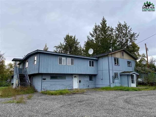 1017 Smythe Street, Fairbanks, AK 99701 (MLS #145104) :: RE/MAX Associates of Fairbanks