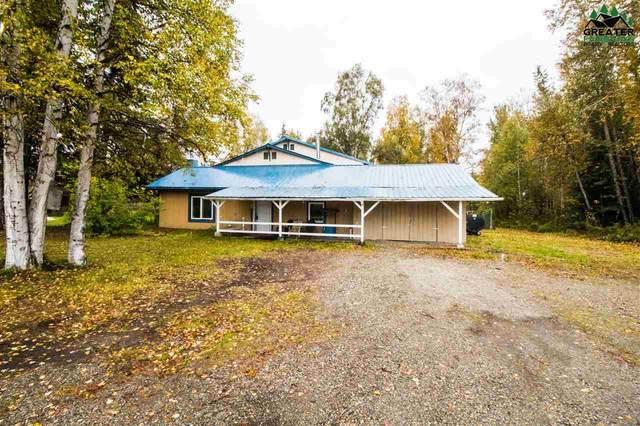 2225 Badger Road, North Pole, AK 99705 (MLS #145126) :: RE/MAX Associates of Fairbanks