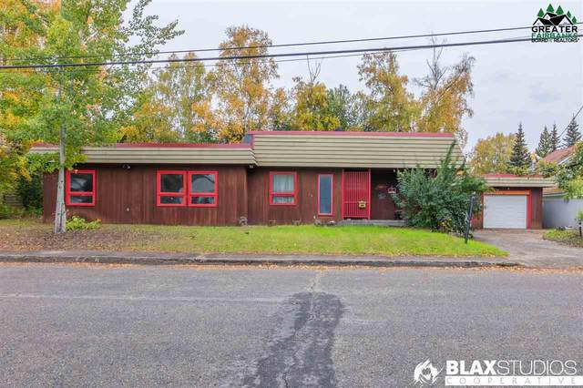 1325 6TH AVENUE, Fairbanks, AK 99701 (MLS #145163) :: RE/MAX Associates of Fairbanks