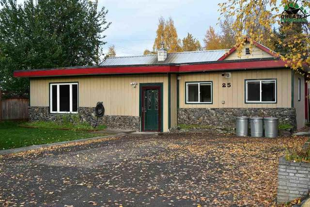 25 Harriet Avenue, Fairbanks, AK 99701 (MLS #145173) :: RE/MAX Associates of Fairbanks