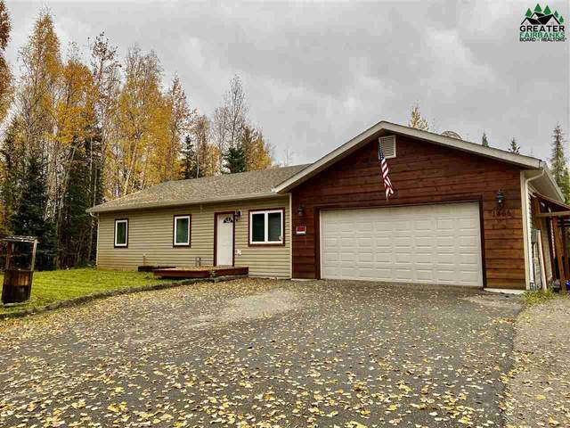 1465 Mill Pond Court, North Pole, AK 99705 (MLS #145183) :: RE/MAX Associates of Fairbanks