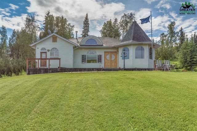 2283 Elliott Highway, Fairbanks, AK 99712 (MLS #145198) :: Powered By Lymburner Realty