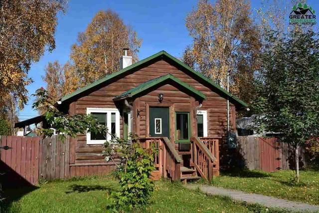 208 7TH AVENUE, Fairbanks, AK 99701 (MLS #145204) :: Powered By Lymburner Realty