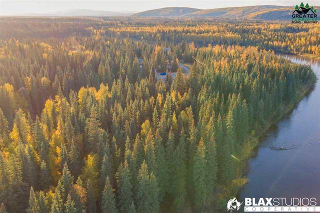 Lot 28 Maude Boyle Drive, North Pole, AK 99705 (MLS #145208) :: Powered By Lymburner Realty