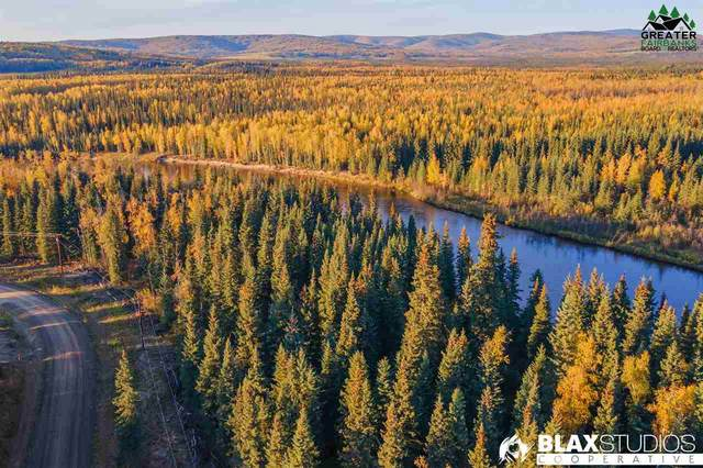 Lots 27-32 Maude Boyle Drive, North Pole, AK 99705 (MLS #145214) :: RE/MAX Associates of Fairbanks