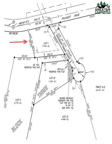 Lot 1 Block 3 Polkadot Drive, Fairbanks, AK 99712 (MLS #145220) :: RE/MAX Associates of Fairbanks