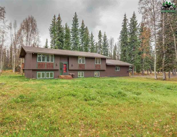 1056 Lake Drive, North Pole, AK 99705 (MLS #145250) :: Powered By Lymburner Realty