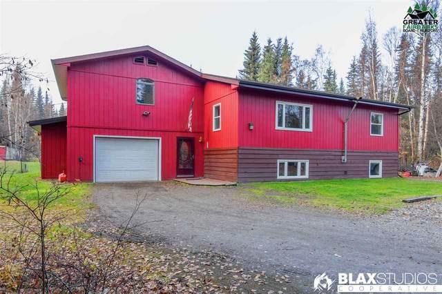 1013 Hertha Turnaround, North Pole, AK 99705 (MLS #145263) :: RE/MAX Associates of Fairbanks
