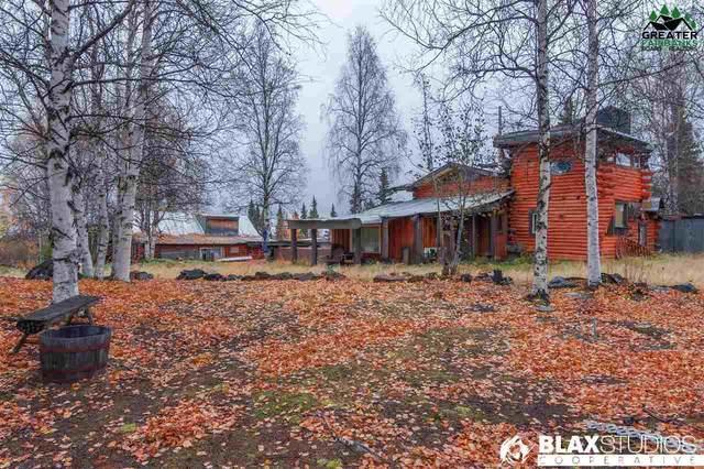 9545 Parks Highway, Fairbanks, AK 99709 (MLS #145332) :: RE/MAX Associates of Fairbanks
