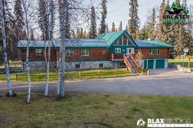 2360 Heartland Avenue, North Pole, AK 99705 (MLS #145359) :: Powered By Lymburner Realty