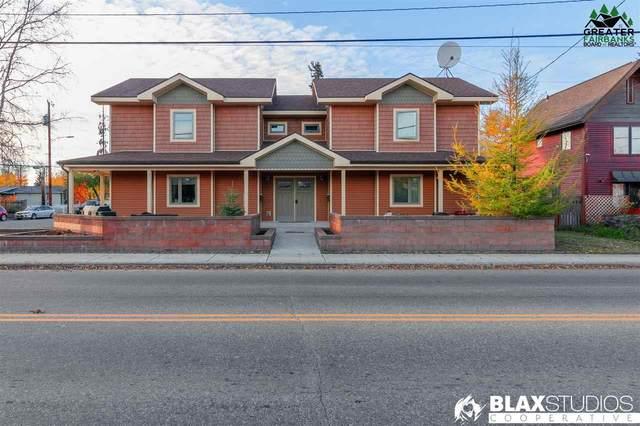 906 6TH AVENUE, Fairbanks, AK 99701 (MLS #145361) :: RE/MAX Associates of Fairbanks