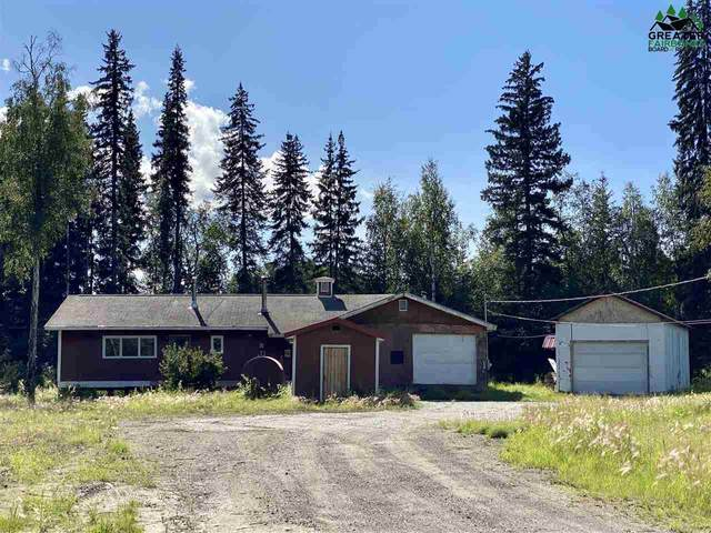 3031 Dehmer Road, North Pole, AK 99705 (MLS #145364) :: Powered By Lymburner Realty