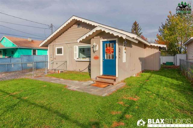 236 Ina Street, Fairbanks, AK 99701 (MLS #145385) :: RE/MAX Associates of Fairbanks