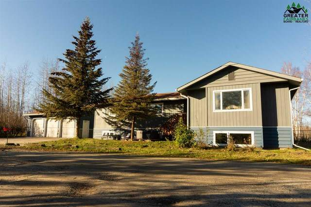 2458 Loomis Drive, North Pole, AK 99705 (MLS #145392) :: Powered By Lymburner Realty