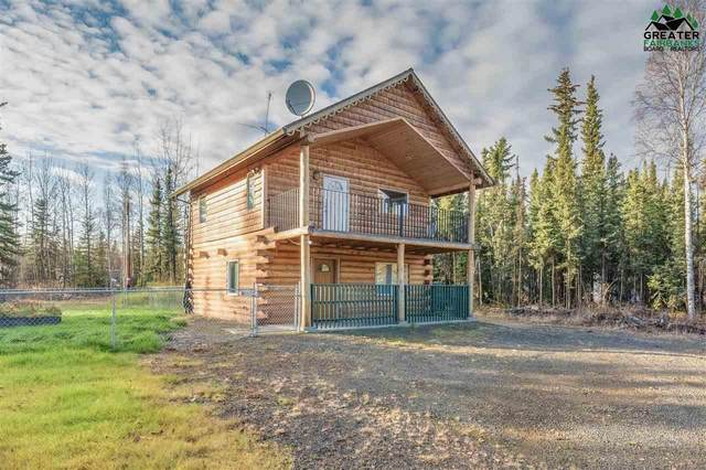 3631 Redstone Road, North Pole, AK 99705 (MLS #145409) :: Powered By Lymburner Realty