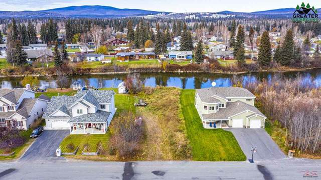 2819 Chief Alexander Drive, Fairbanks, AK 99709 (MLS #145411) :: Powered By Lymburner Realty