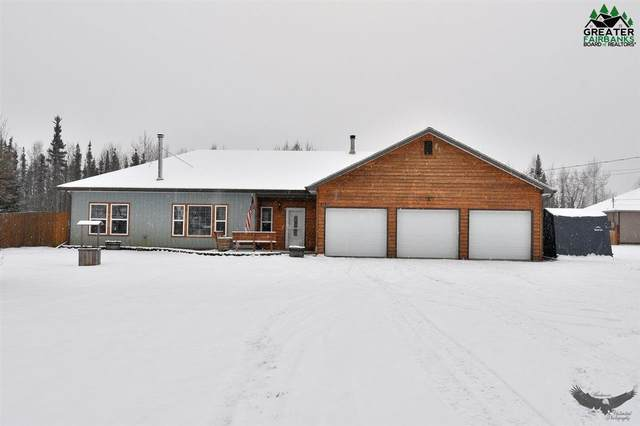 2190 Armorica Drive, North Pole, AK 99705 (MLS #145427) :: RE/MAX Associates of Fairbanks