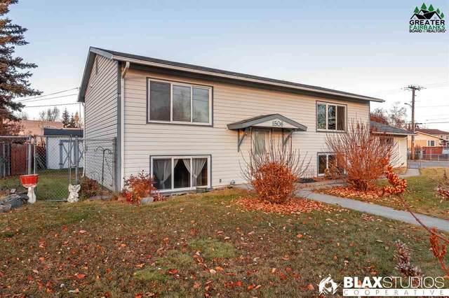1506 10TH AVENUE, Fairbanks, AK 99701 (MLS #145428) :: RE/MAX Associates of Fairbanks