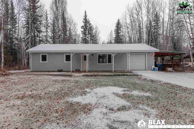3086 Dyke Road, North Pole, AK 99705 (MLS #145443) :: RE/MAX Associates of Fairbanks