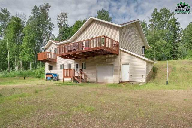 3917 Parks Ridge Road, Fairbanks, AK 99709 (MLS #145446) :: Powered By Lymburner Realty