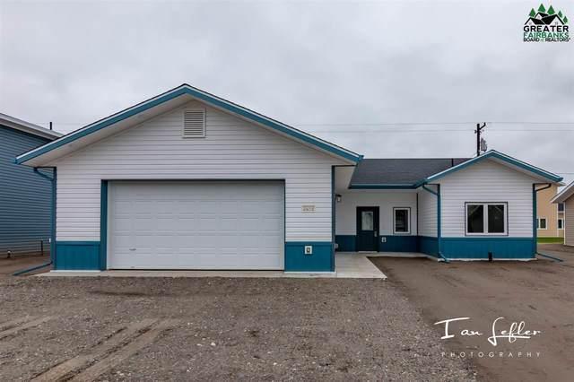 2766 W Third Avenue, North Pole, AK 99705 (MLS #145461) :: RE/MAX Associates of Fairbanks