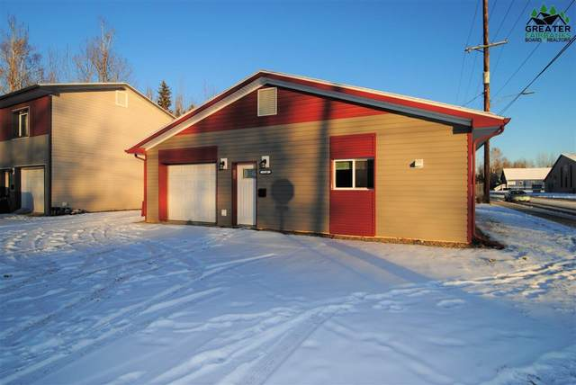 2295 Turner Street, Fairbanks, AK 99701 (MLS #145464) :: RE/MAX Associates of Fairbanks