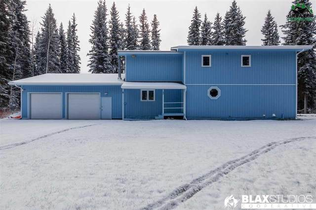 2239 Peede Road, North Pole, AK 99705 (MLS #145471) :: RE/MAX Associates of Fairbanks