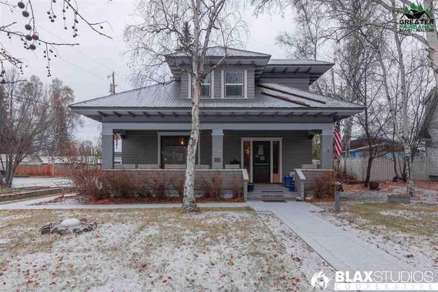 410 Cowles Street, Fairbanks, AK 99701 (MLS #145477) :: Powered By Lymburner Realty