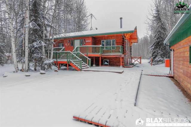 3457 Moosewalk Road, North Pole, AK 99705 (MLS #145482) :: RE/MAX Associates of Fairbanks