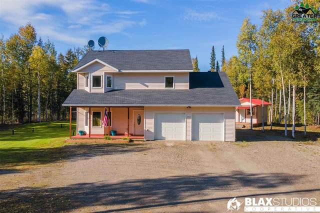 2328 Moonlight Drive, North Pole, AK 99705 (MLS #145483) :: RE/MAX Associates of Fairbanks